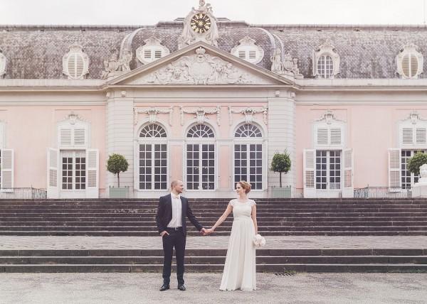 Anna & Tomas Hochzeitsfilm Schloss Benrath | Steigenberger Hotel Düsseldorf