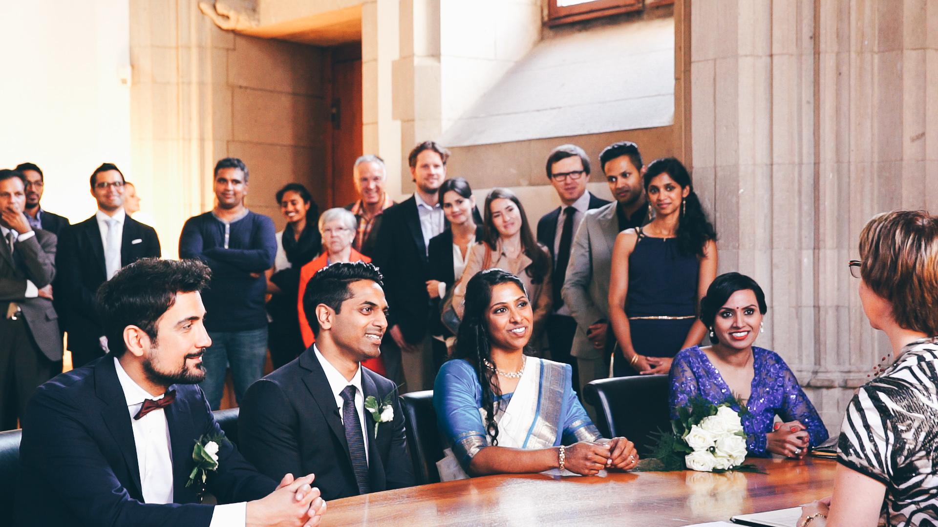 Hochzeitsfilm St Pantaleon Balloni Standesamt Koln Historisches