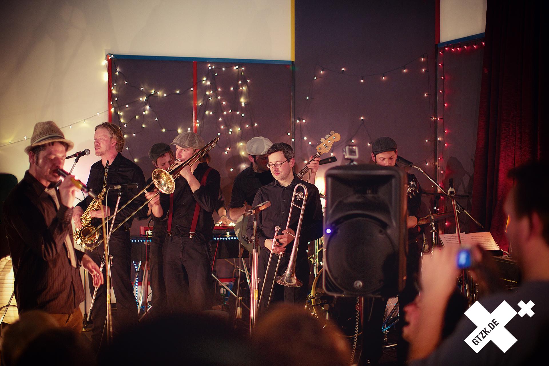 Kölner Ska-Band