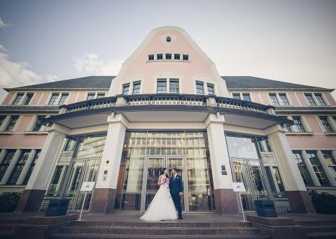 Hochzeit Melina & Murat Leverkusen Bayer-Kasino