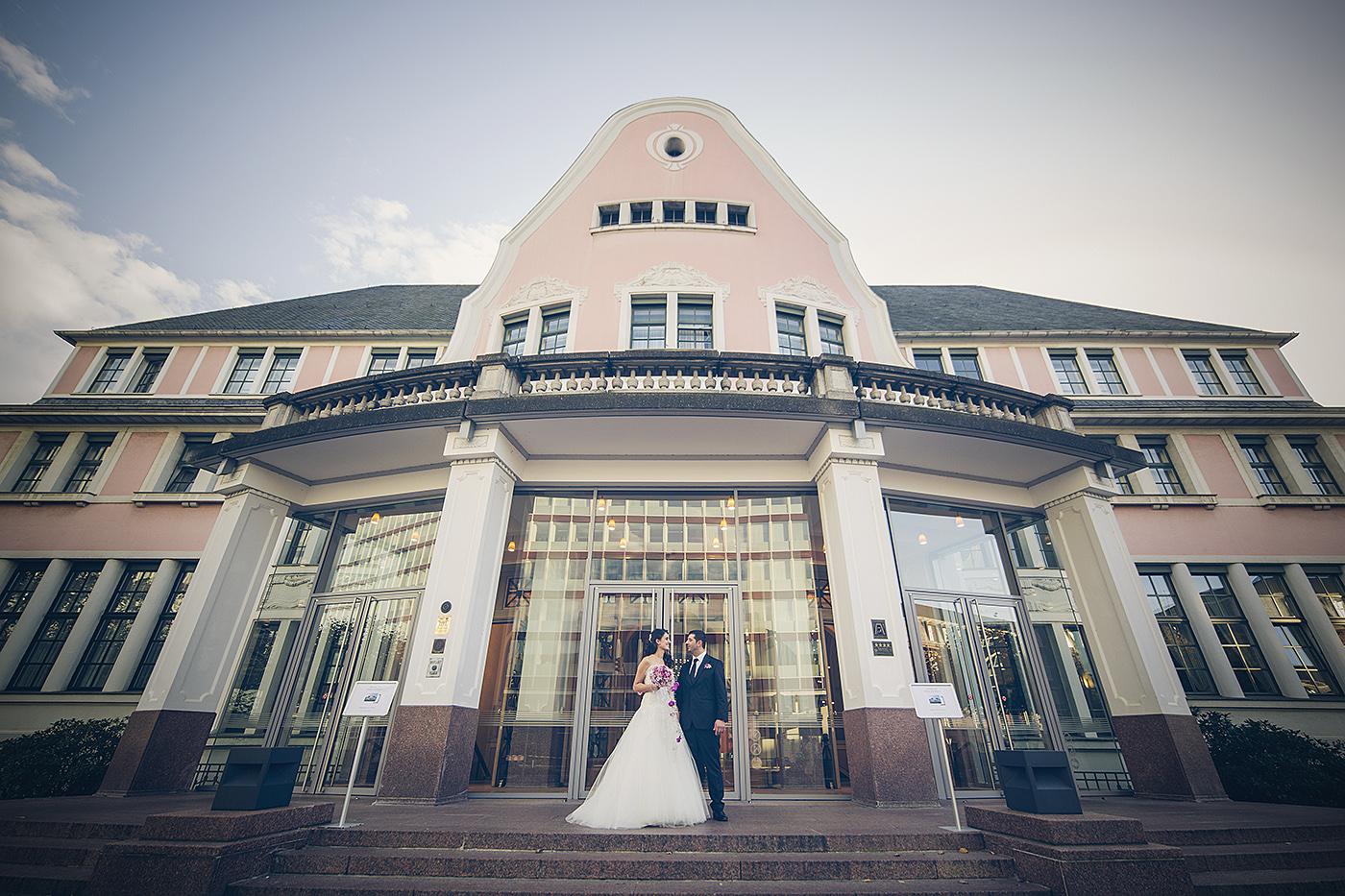 Hochzeit Bayer Kasino Melina Murat Leverkusen Hochzeitsfotograf