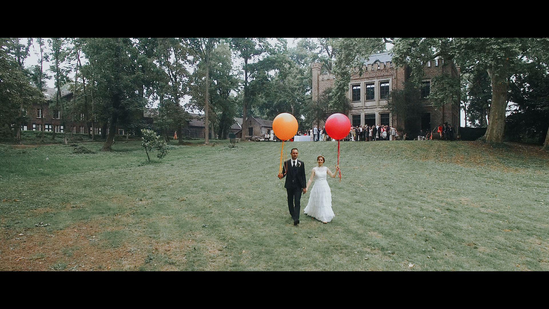 Hochzeit Schloss Orr Hochzeitsvideo Hochzeitsfotograf Köln