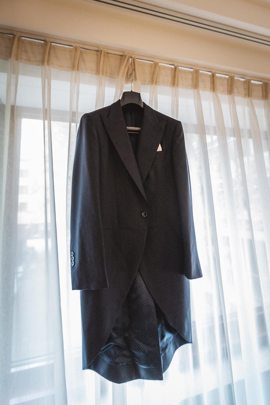 Hochzeitsfotograf Köln Hyatt Regency Hotel Getting Ready Bräutigam