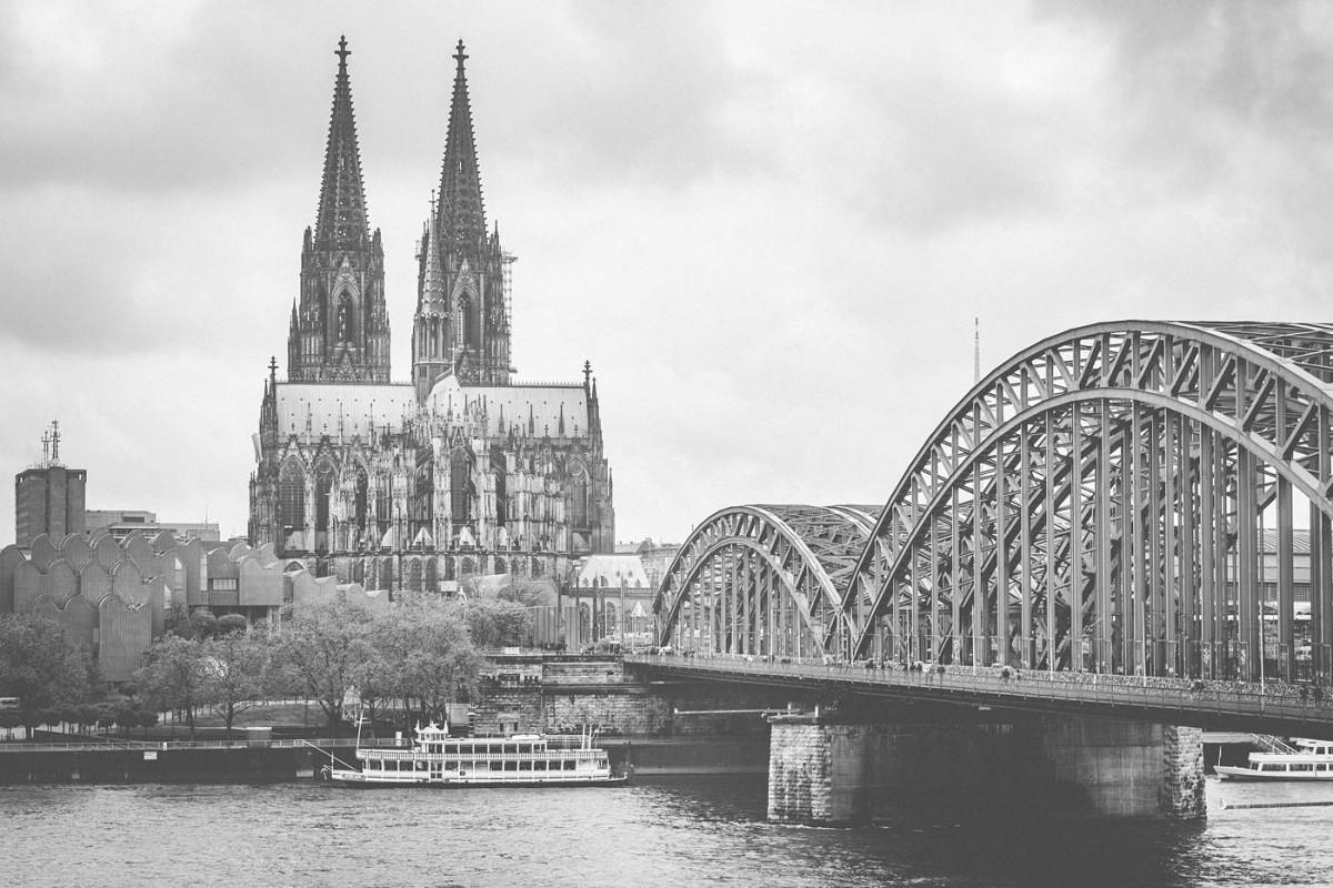 Hochzeitsfotograf Köln Harbour Club New Yorker Kölner DOM