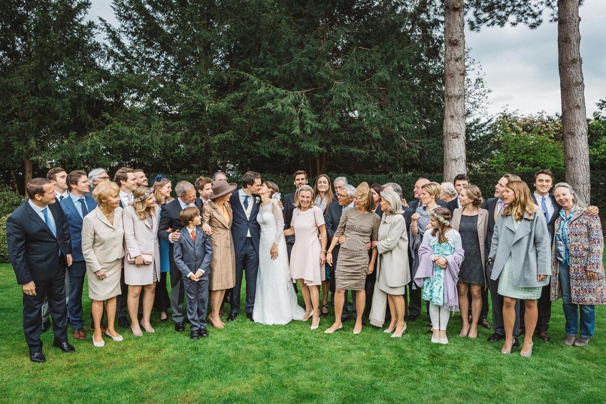 Hochzeitsfotograf Köln Harbour Club New Yorker Groupshot Gruppenbild