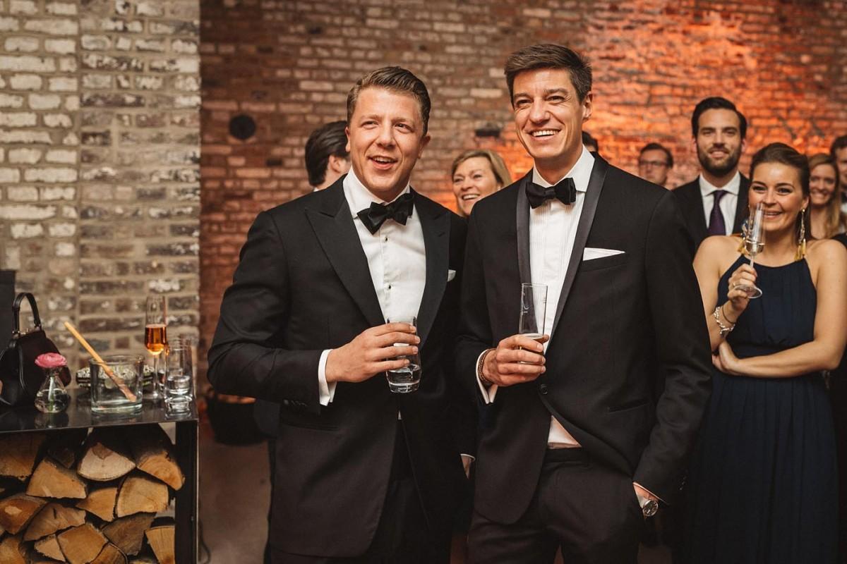 Hochzeitsfotograf Köln Harbour Club New Yorker Gäste