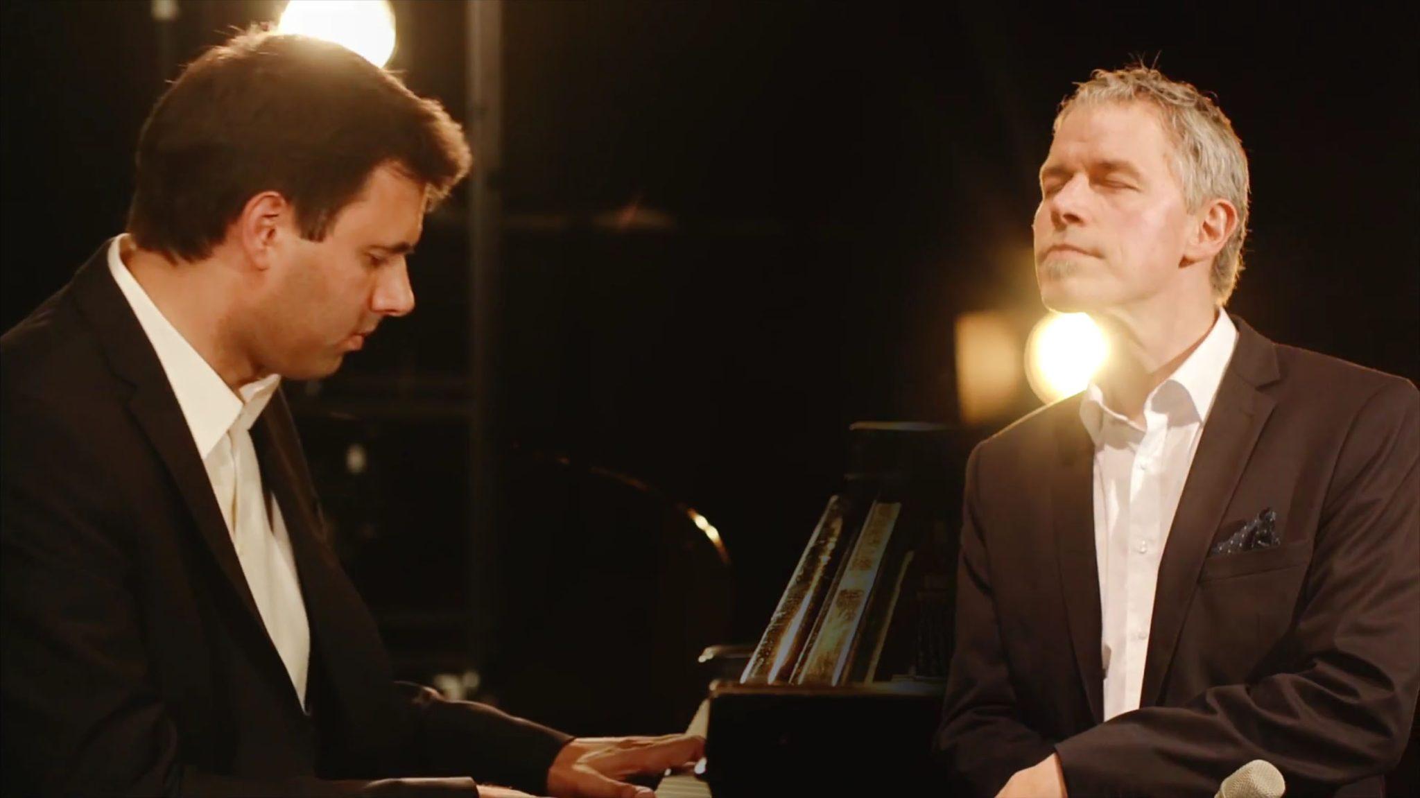 Live-Mitschnitt Musikvideo für Sinatra Music Duo / Köln