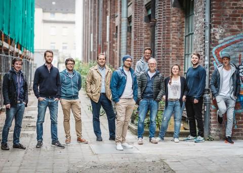 Businessfotografie Köln Stefan Gatzke Mitarbeiterportraits Headshots Image Bilder Agentur