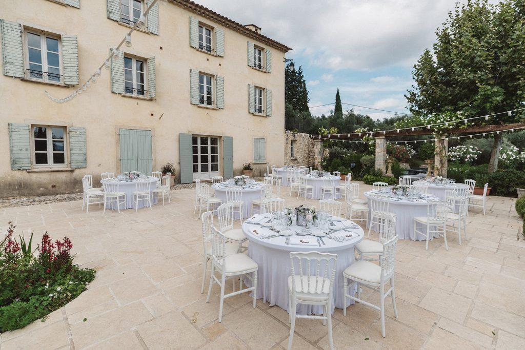 Château Saint Georges wedding venue