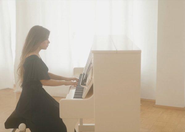 Musikvideo Piano