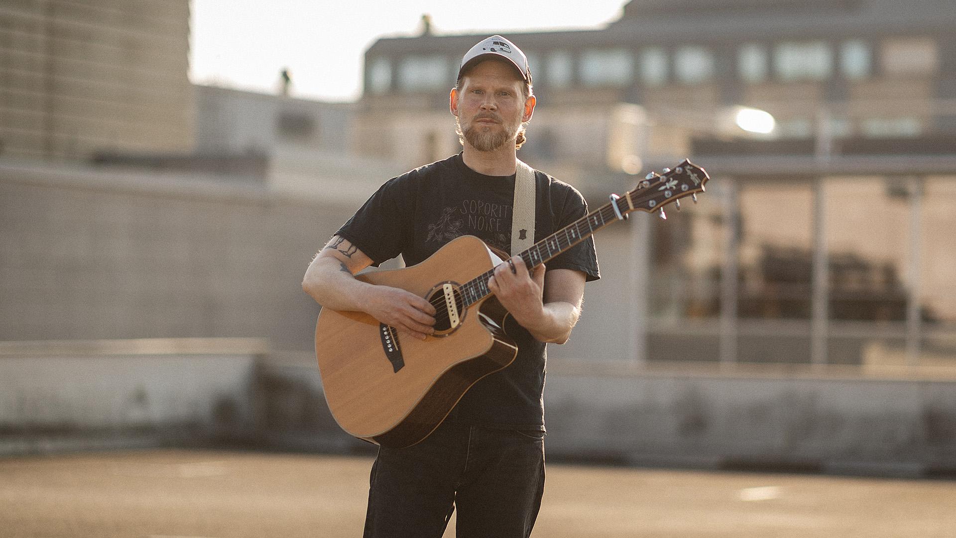 Musikvideo für den Kölner Singer Songwriter Tobey Trueblood